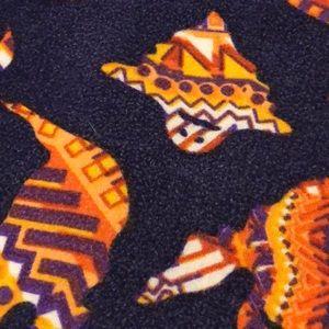 LuLaRoe Bottoms - 3/$15 Lularoe Tween Halloween leggings!